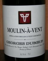 Moulin-A-Vent 2011 Georges Duboeuf