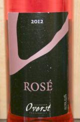Landgoed Overst Rosé 2012