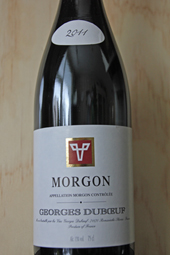 Morgon Georges Duboeuf 2011
