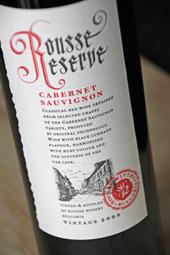 Rousse Reserve Cabernet Sauvignon 2009