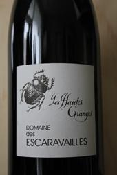 """Domaine des Escaravailles """"Le Hautes Granges"""" 2010"""