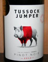 Tussock Jumper Pinot Noir 2012