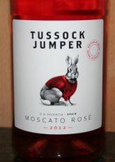 Tussock Jumper Moscato Rosé 2012