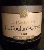 J.L. Goulard-Gérard, Brut, Tradition, Champagne, Frankrijk