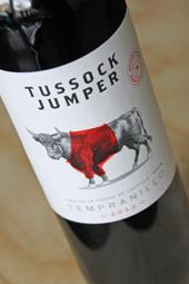 Tussock Jumper Tempranillo 2012