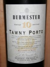 Burmester 10 year old Tawny