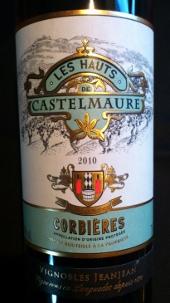 les hauts castelmaure 2010 corbières aop frankrijk