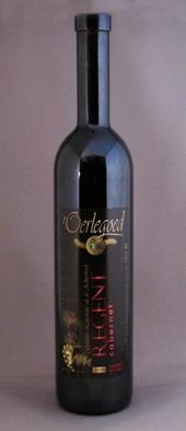 t Oerlegoed, Regent Cabernet 2009, rood, wijngoed montferland