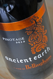 Ancient Earth Pinotage 2012