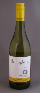 Bellingham 2013, Chenin Blanc Viognier, Zuid Afrika, Mitra