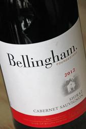 Bellingham Cabernet Sauvignon - Shiraz 2012