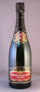 Henri Maillart et Fils Brut, Champagne