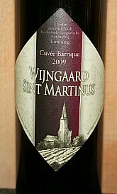 Wijngaard St. Martinus Cuvée Barrique 2009
