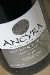 Ancyra Kalecik Karasi 2012