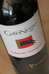 Gato Negro Cabernet Sauvignon 2013