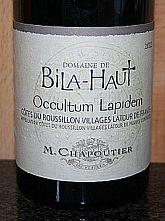 Bila-Haut Occultum Lapidem 2012