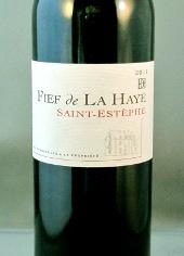 fief de la haye 2011, saint estephe bordeaux