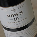 Dow's 10 Years Old Tawny Port. alles over ruby port tot vintage port