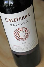 Caliterra Tributo Carmenere Single Vineyard 2011