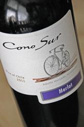 Cono Sur Merlot 2011