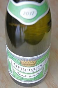 Domaine Louis Mercurey Blanc 2012  a