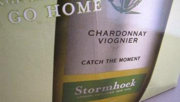 stormhoek chardonnay viognier, zuid afrika, bag in box detail