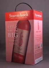 Stormhoek Merlot Rosé 2013, Westkaap, Zuid Afrika Bag in Box