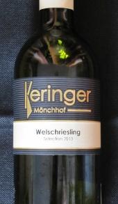 Keringer Mönchhof welschriesling 2013