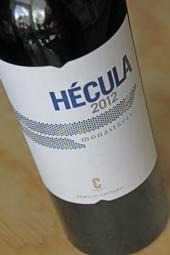 Bodegas Castaño Hécula 2012