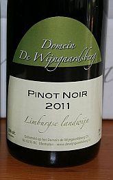 Domein de Wijngaardsberg Pinot Noir 2011
