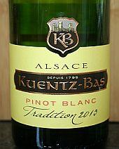 Kuentz-Bas Pinot Blanc