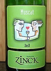 Domaine Zinck Muscat