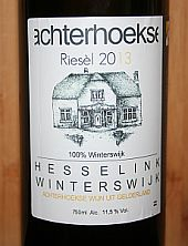 Wijngaard Hesselink Riesel