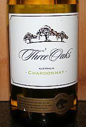 Three Oaks Chardonnay