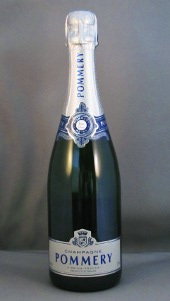 pommery, champagne, brut silver