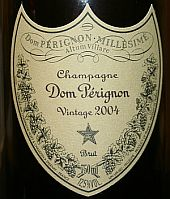 Dom Perignon Vintage 2004
