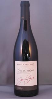 Côtes du Rhône 2011, Le Vent, Jean-Luc Colombo