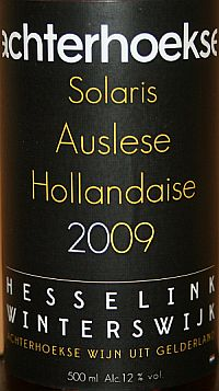 Hesselink Solaris Auslese