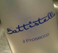 Battistella, Prosecco Extra dry, Italië