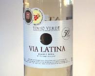 Via Latina, Branco 2014, Vinho Verde, Portugal