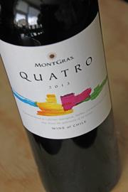 Montgras Quatro 2013