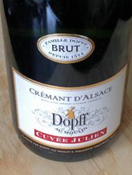 Dopff au Moulin Cuvée Julien Brut