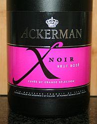 Ackerman X Noir Brut Rose