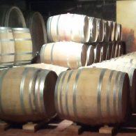 Tokaji of een prachtige wijn uit Hongarije en wijnvaten
