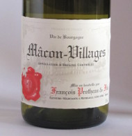 Francois Prothea & Fils, Macon Villages, Cote d´Or, Bourgogne, France