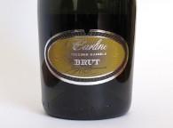 le carline di piccinin daniele brut, vino spumante, bio, vegan, wijn, wine, italie