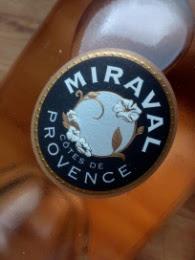 Miraval 2015, Rosé, Cotes de Provence, Frankrijk detail