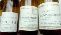 De Cru wijnen uit de  Chablis