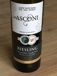 Asconi Riesling 2014