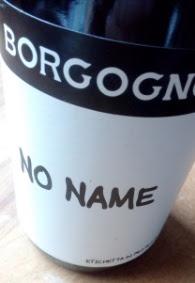 Borgogno, No Name 2011, Langhe, Piemonte, Italië